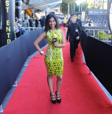 "I Am Starstruck Founder Alicia ""Leeshie"" V ready for 2014!"