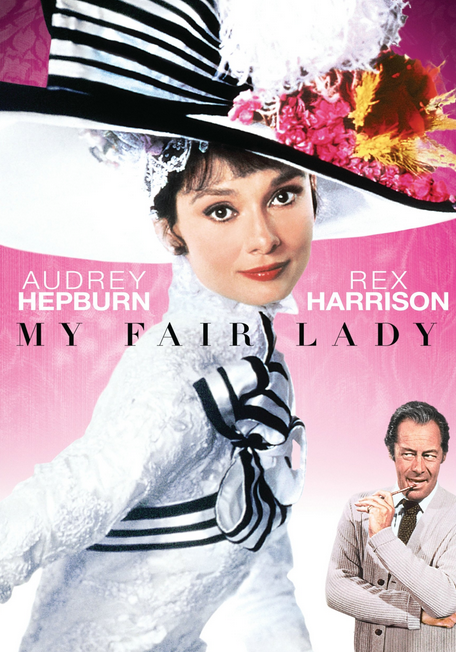 Lady Audrey knew the language of love