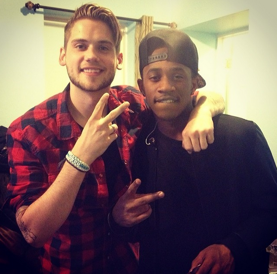 The MKTO boys will be touring down under and also performing at the Logies Image Source: MKTO Instagram