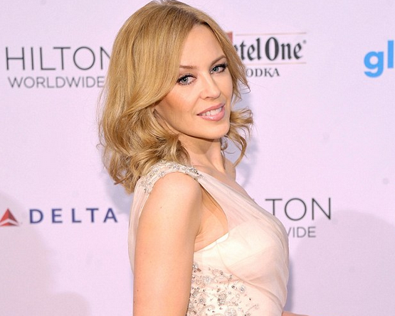 kylie minogue glaad media awards