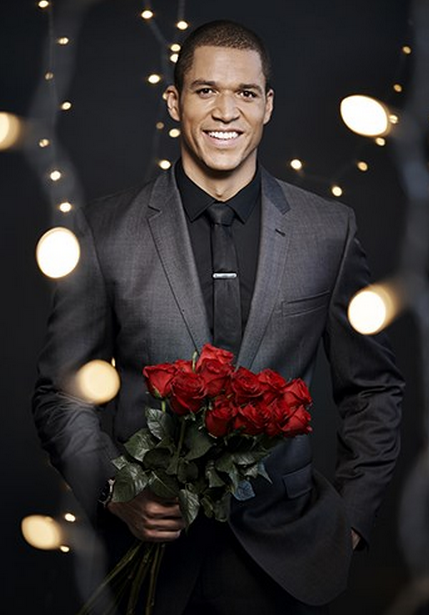 Blake Garvey is Australia's second Bachelor  Image Source: Ten