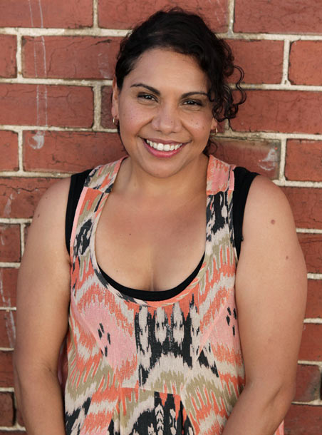 Deborah Mailman Image Source: Channel Ten