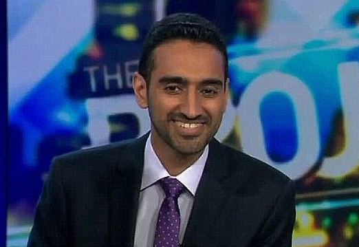 Waleed Aly Image Source: Channel Ten