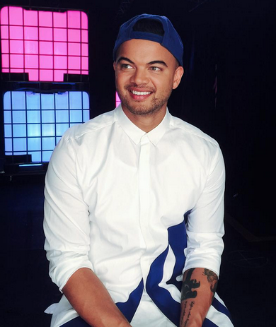 Image Source: Guy Sebastian Instagram