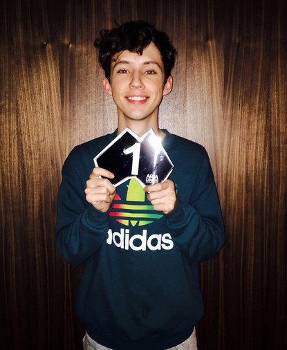 Image Source: Troye Sivan Instagram