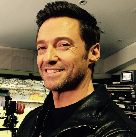 Image Source: Hugh Jackman Instagram