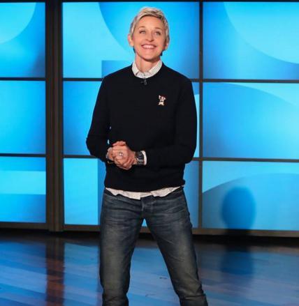 Image Source: Ellen DeGeneres Facebook