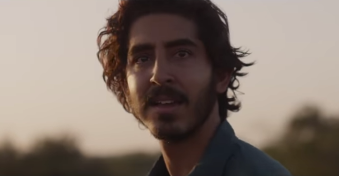 Dev Patel stars as Saroo Brierley in Lion