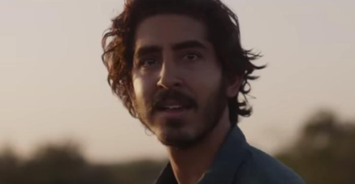 Dev Patel stars as Saroo Brierley in Lion