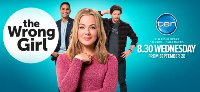 Rob stars on the show alongside Jessica Marais and Ian Meadows Image Source: Channel Ten